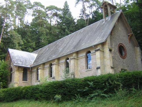 chapelle du parc